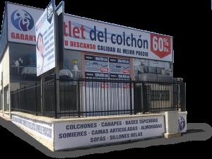 tienda de colchones en Alcantarilla - Murcia, Outlet del Colchón