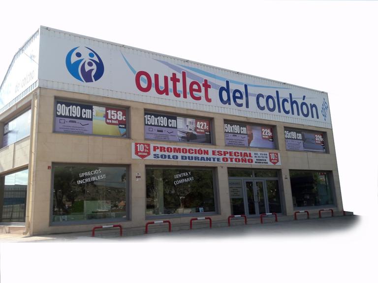 tiendas de colchones en Murcia Molina de Segura, Outlet del Colchón