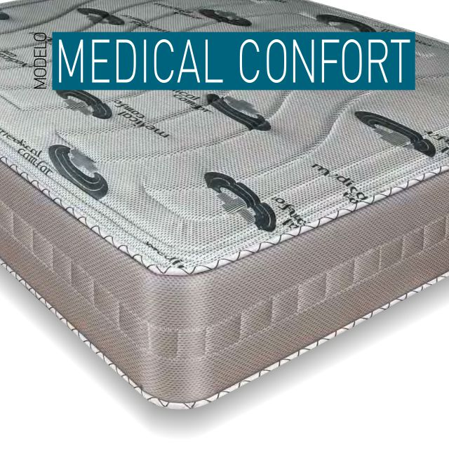 colchón viscoelastico Medical Confort de Outlet del Colchón