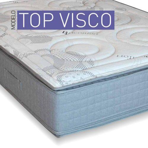 colchón viscoelástico de gama alta y topper outlet del colchón