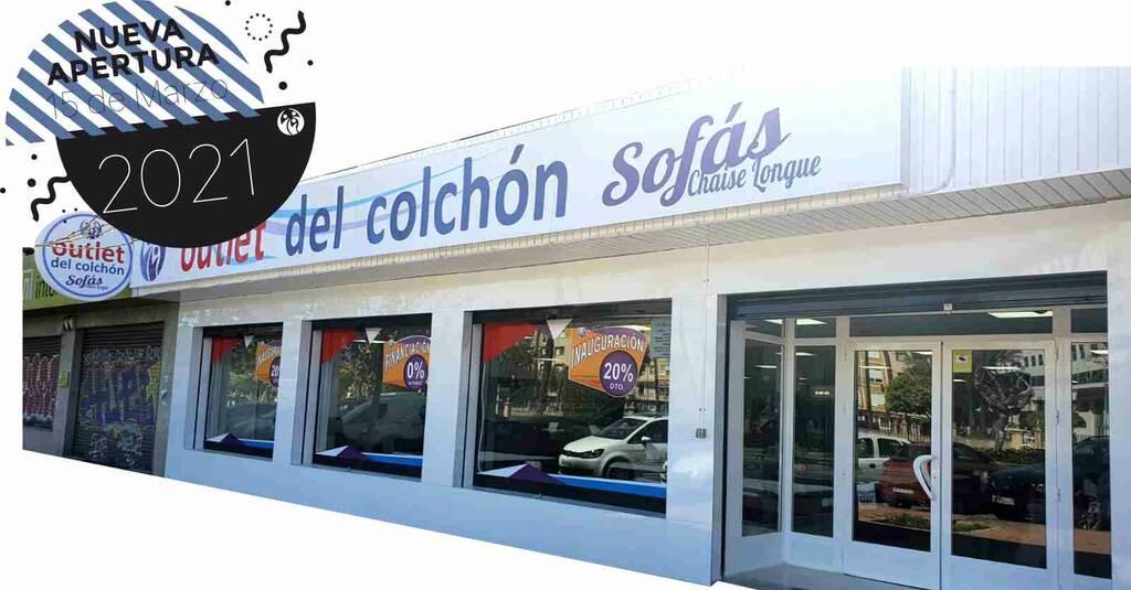colchonería tienda y exposición de colchones en Murcia Infante Outlet del Colchón
